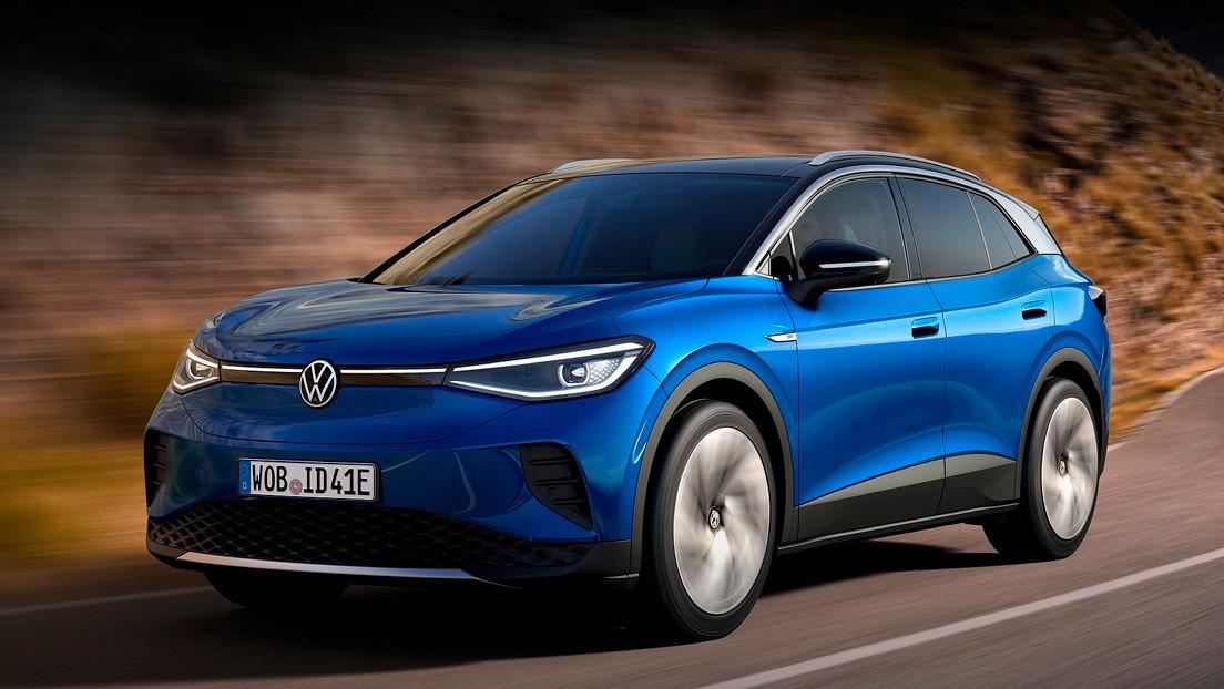 Llega ID.4, el primer SUV eléctrico de Volkswagen con cero emisiones y una autonomía casi sin rival