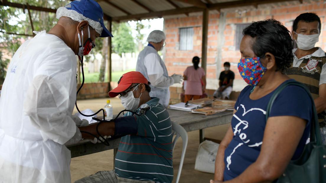 La ciudad brasileña de Manaos puede haber logrado la inmunidad de rebaño para el coronavirus