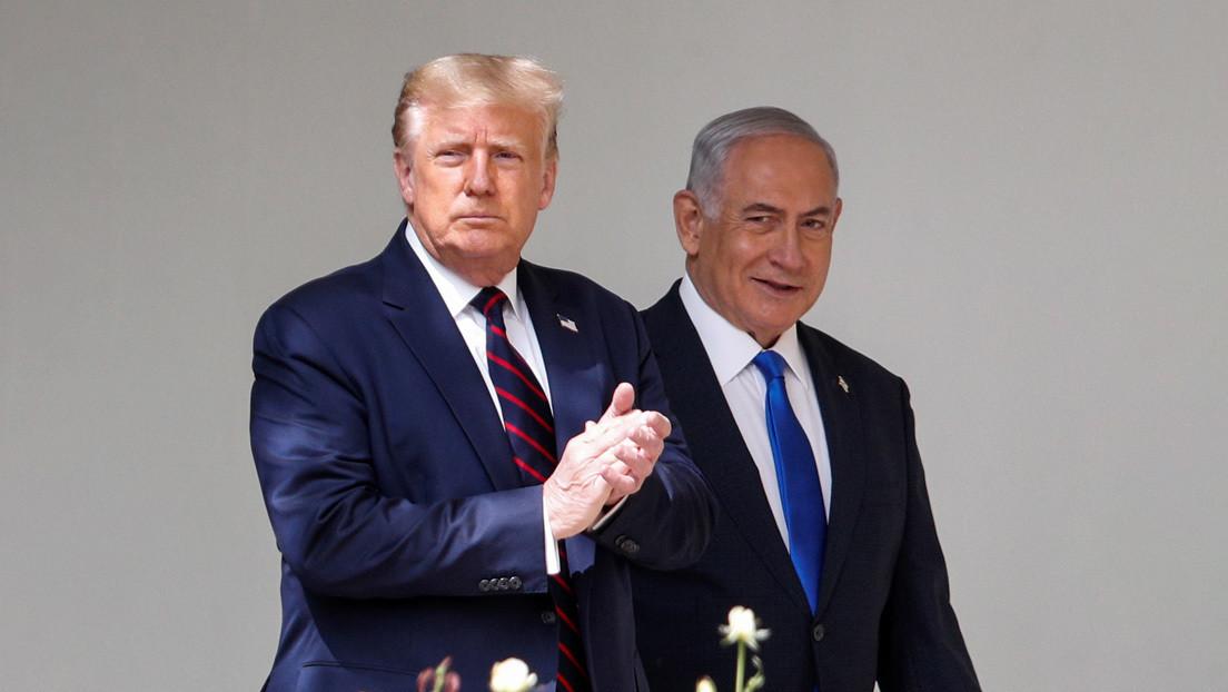 Acusan a Netanyahu de llevar su ropa sucia a EE.UU. para aprovechar el servicio de lavandería gratuito de la Casa Blanca