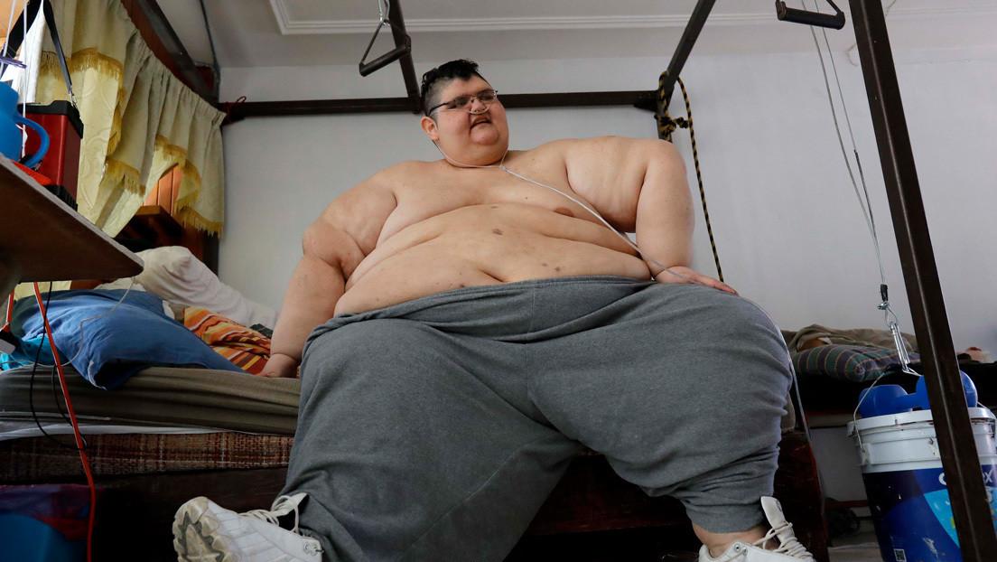 Vence al coronavirus el mexicano que obtuvo el récord Guiness al hombre más obeso del mundo