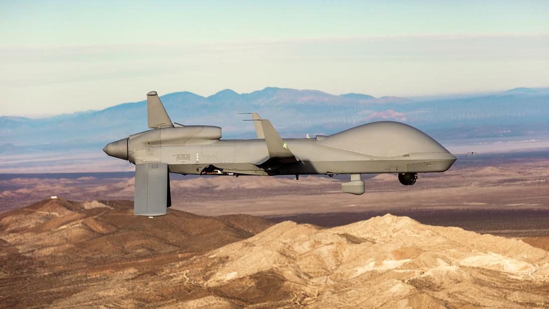 El Ejército de EE.UU. cierra un contrato de desarrollo de motores para drones de ataque que funcionen con cualquier combustible