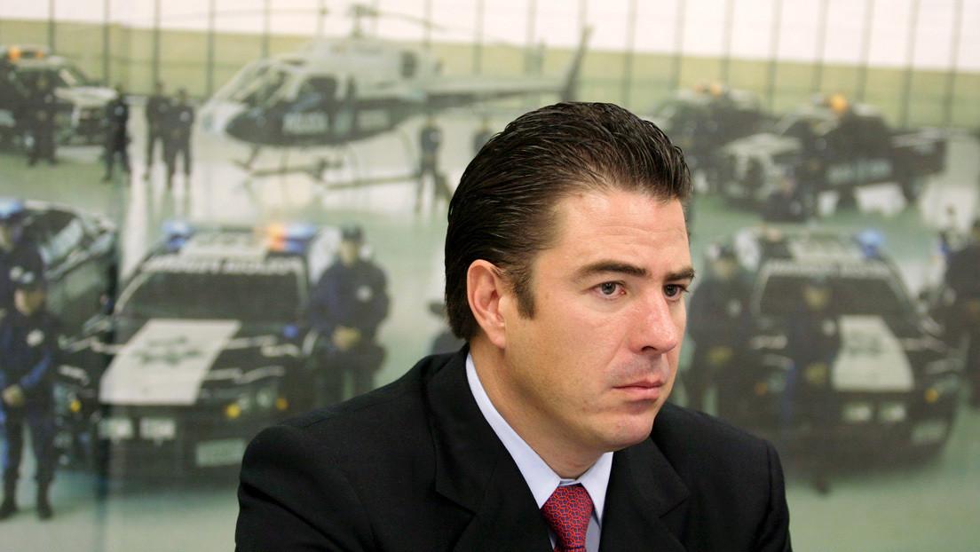 Un juez mexicano ordena la captura de Cárdenas Palomino, colaborador del exsecretario de Seguridad García Luna