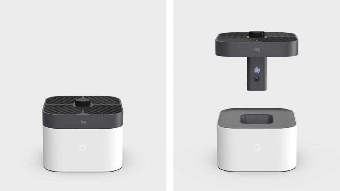 VIDEO: Amazon presenta su nueva cámara de seguridad, y es un dron que puede recorrer toda la casa