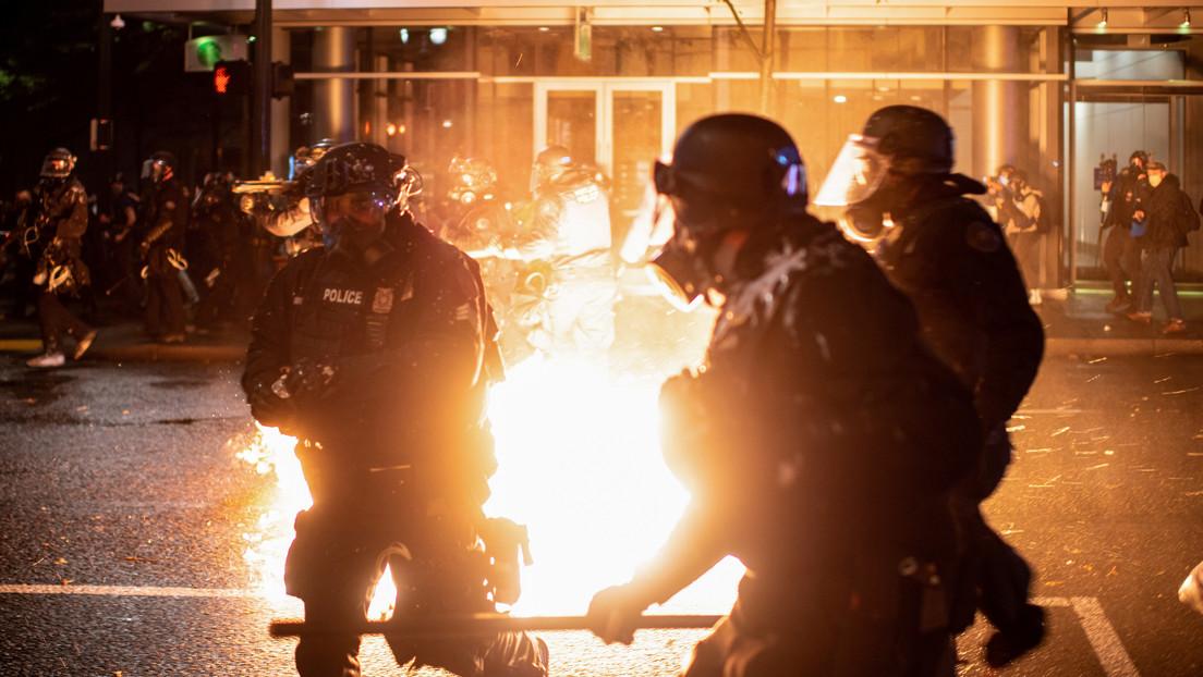 EEUU: Más de 120 detenidos en protestas por caso de Breonna Taylor