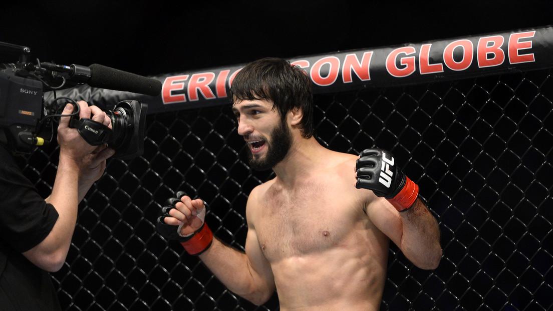 """""""Pronto sabrá quién soy"""": el ruso Zubaira Tukhugov promete derrotar a Dawodu en 'la Isla de la lucha' de la UFC"""