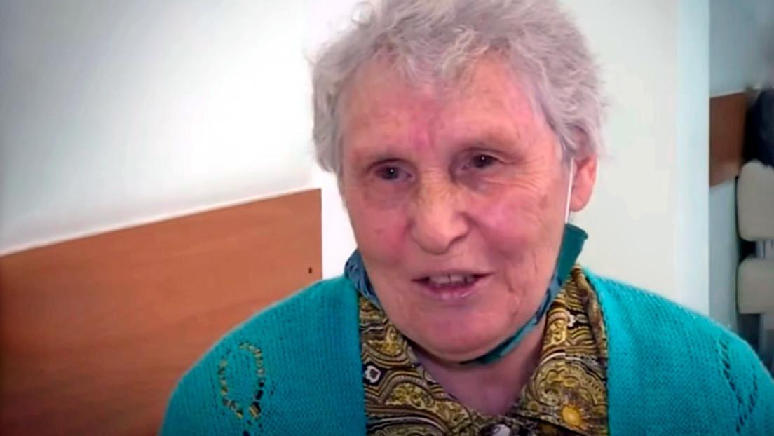 Una moscovita de 81 años participa en las pruebas de la vacuna rusa contra el covid-19 (VIDEO)