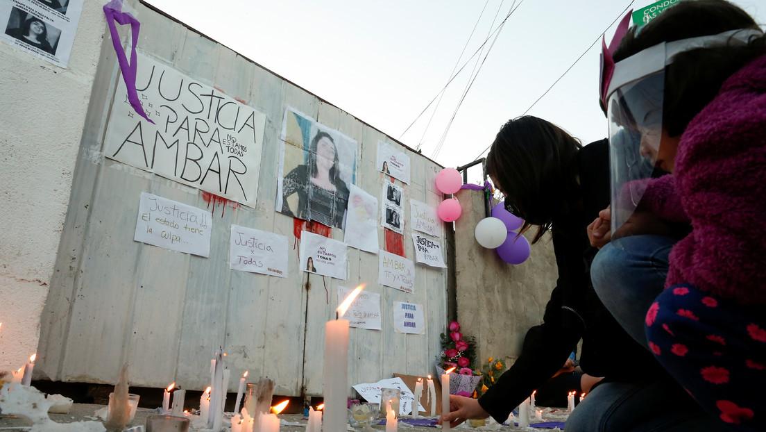 La madre de la adolescente asesinada Ámbar Cornejo es detenida en Chile, acusada de participar del brutal crimen de su hija