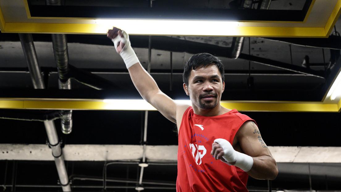 La sarcástica respuesta de representante de Manny Pacquiao al anuncio de Conor McGregor de su próximo combate contra el legendario filipino