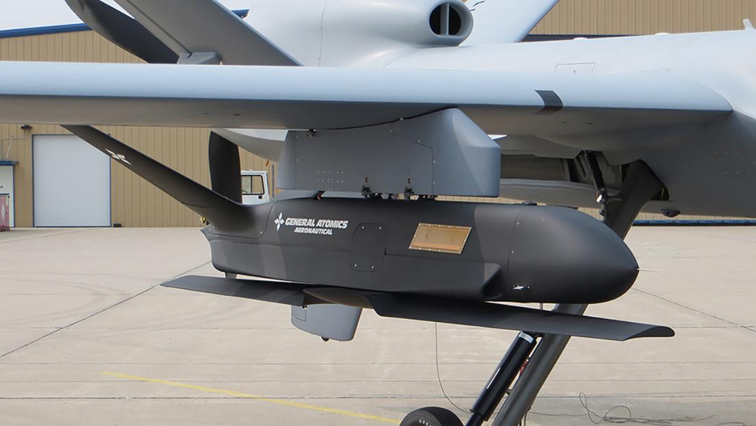 Someten a pruebas de vuelo a un dron lanzado desde otro dron, capaz de ser recuperado en el aire