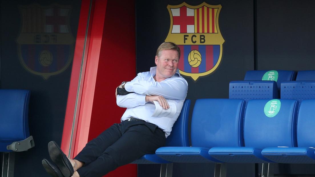 El entrenador del F.C. Barcelona reacciona al enojo de Messi por la venta de Luis Suárez