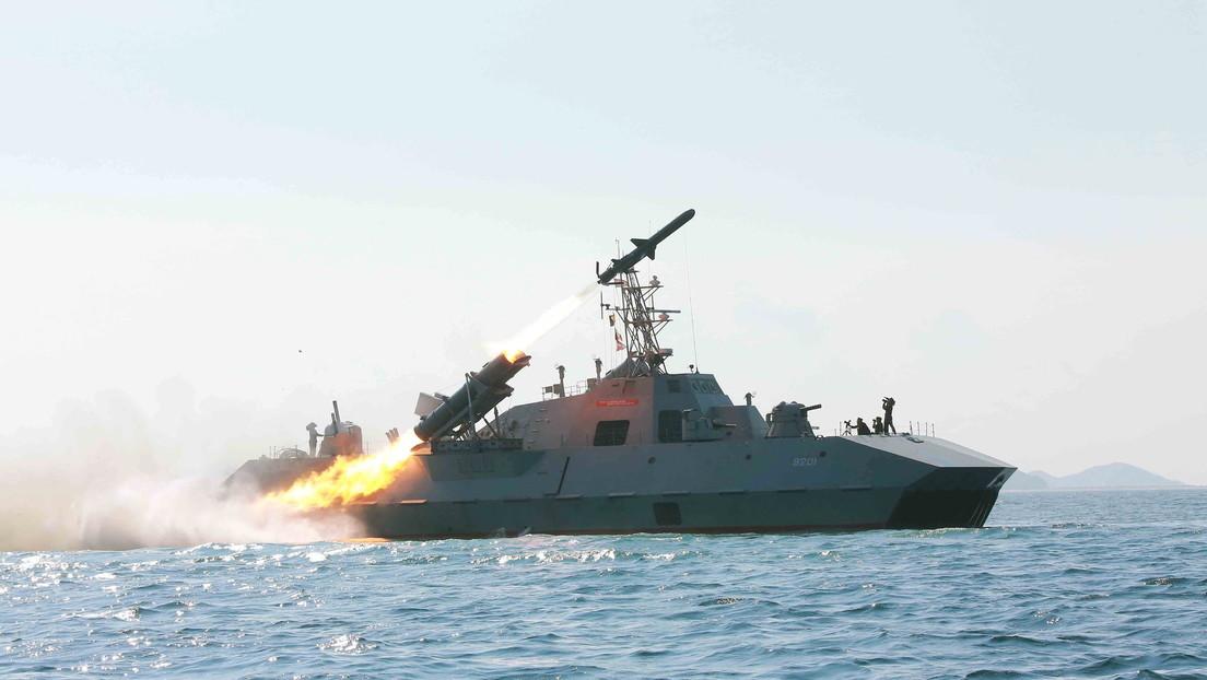 """Pionyang acusa a """"buques de guerra y otros navíos"""" surcoreanos de violar su soberanía y advierte que esto puede llevar a otro """"incidente desagradable"""""""
