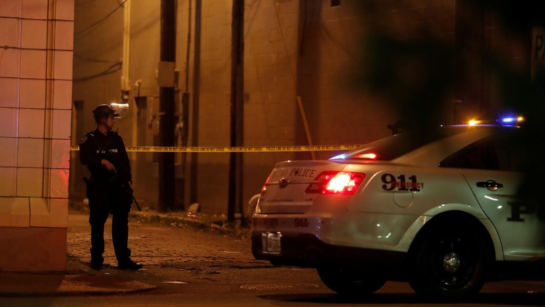 Un muerto y varios heridos durante un tiroteo en una gran concentración de motociclistas en EE.UU.