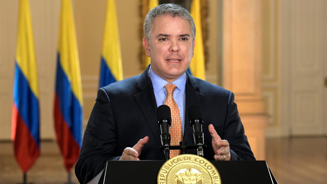 Reportan que Colombia investiga un supuesto plan para atentar contra Iván Duque