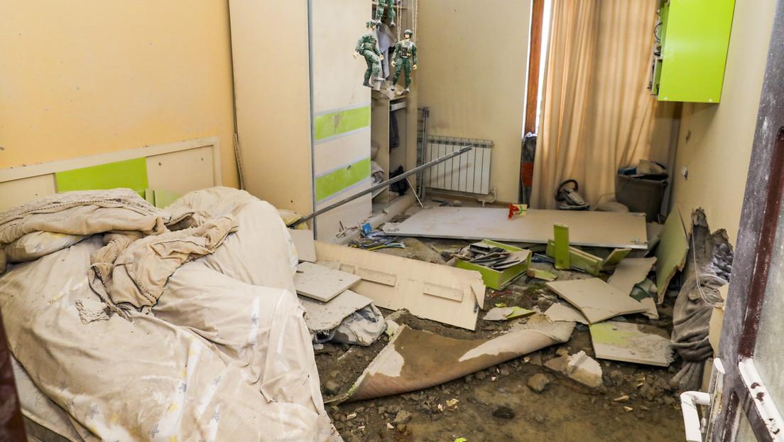 Armenia reporta 16 soldados muertos y más de 100 heridos tras enfrentamientos con Azerbaiyán en Nagorno Karabaj