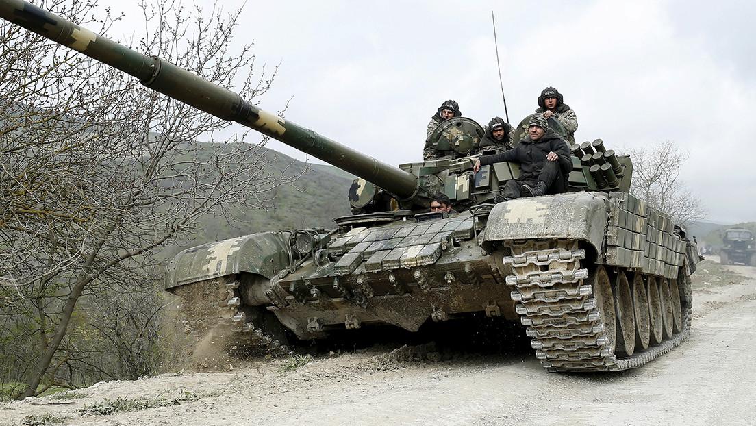 Azerbaiyán anuncia una movilización parcial tras la agudización de las tensiones en Nagorno Karabaj