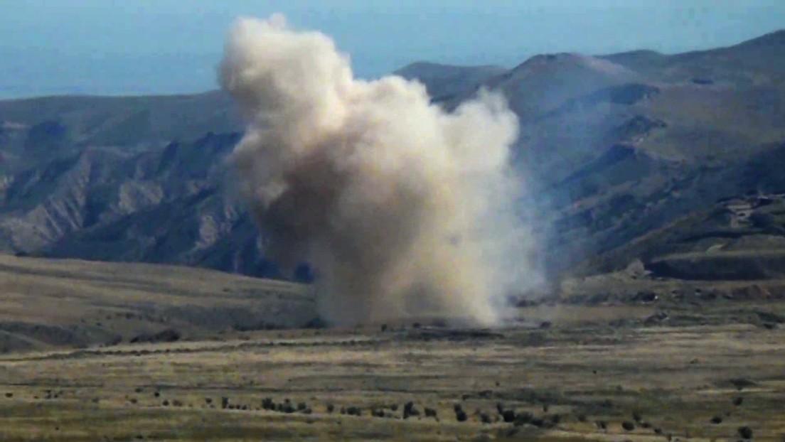 Armenia: Turquía participa en los combates en Nagorno Karabaj
