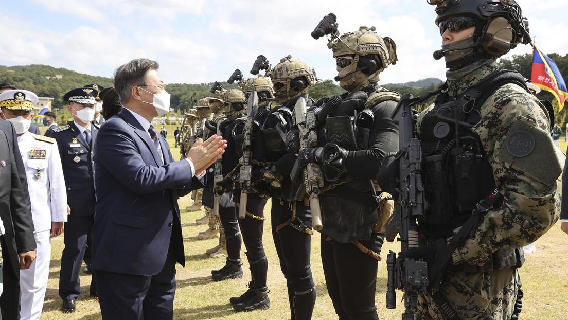 Moon Jae-in se disculpa por primera vez por la muerte de un surcoreano tiroteado por las fuerzas militares norcoreanas