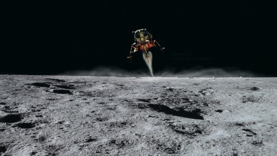 Revelan que la radiación en la Luna es tres veces mayor que en la EEI y 200 veces más fuerte que en la Tierra