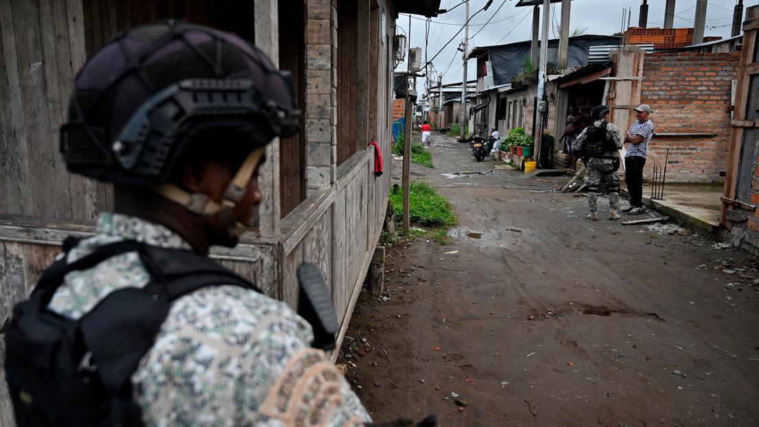 Cinco muertos, dos heridos y dos desaparecidos dejan los enfrentamientos armados en un resguardo indígena colombiano