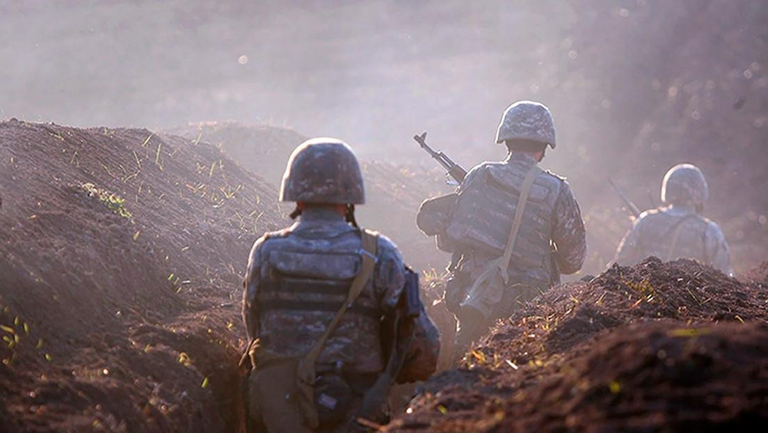 Armenia: Azerbaiyán lanza una operación militar a gran escala en Nagorno Karabaj