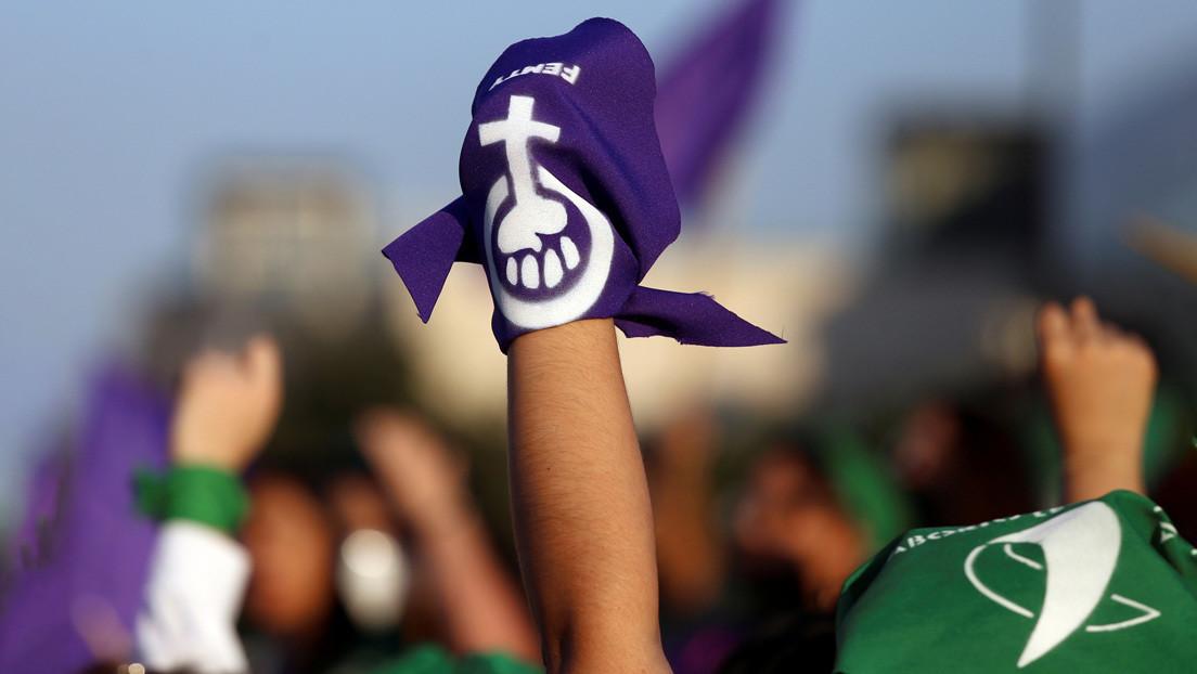 Feministas de América Latina se unen en una intensa jornada de lucha por la legalización del aborto