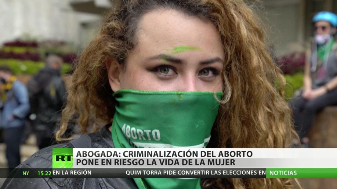 """Experta: La criminalización del aborto """"genera complicaciones"""" para la salud de mujeres y niñas"""