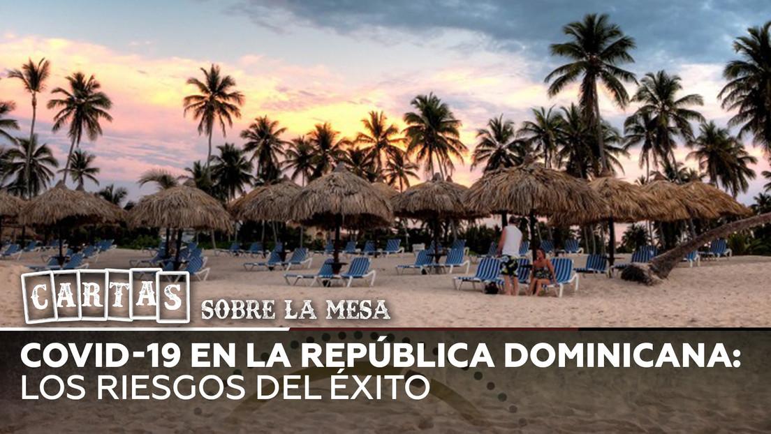 Los riesgos (y retos) que deja el 'éxito' de la República Dominicana en la lucha contra el covid-19