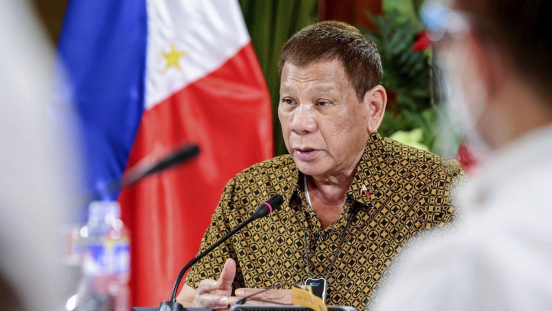 Duterte amenaza con cerrar Facebook en Filipinas en represalia por la eliminación de cuentas progubernamentales
