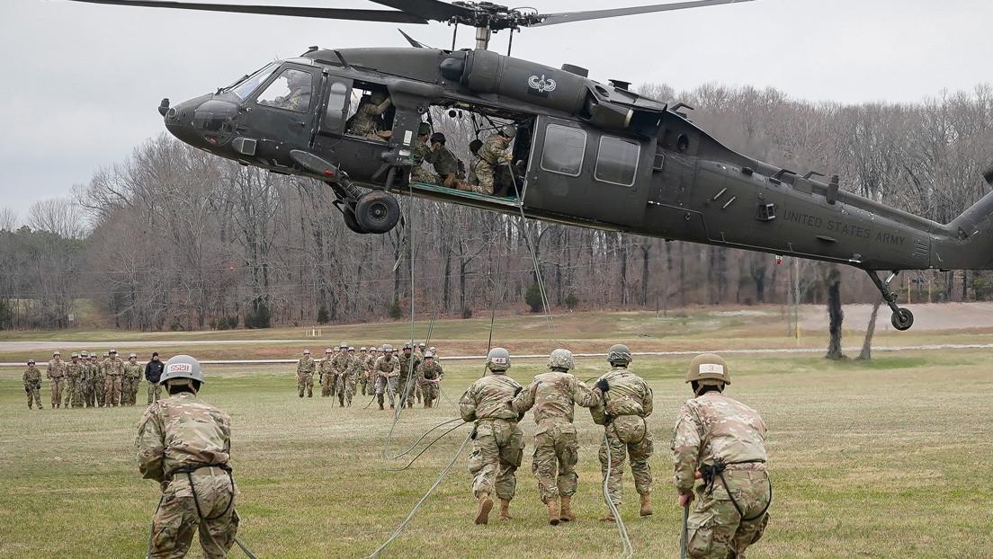 El Ejército de EE.UU. pone a prueba el Proyecto Convergencia: un simulacro de futura guerra contra Rusia y China