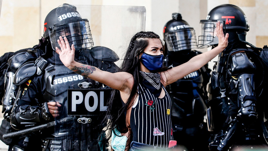 Cuatro jóvenes están desaparecidos desde las protestas en Bogotá contra el homicidio de Javier Ordóñez