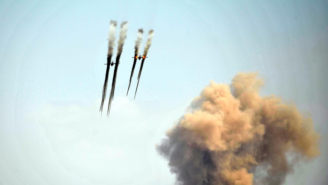 Armenia afirma que un caza turco F-16 derribó un Su-25 de su Fuerza Aérea