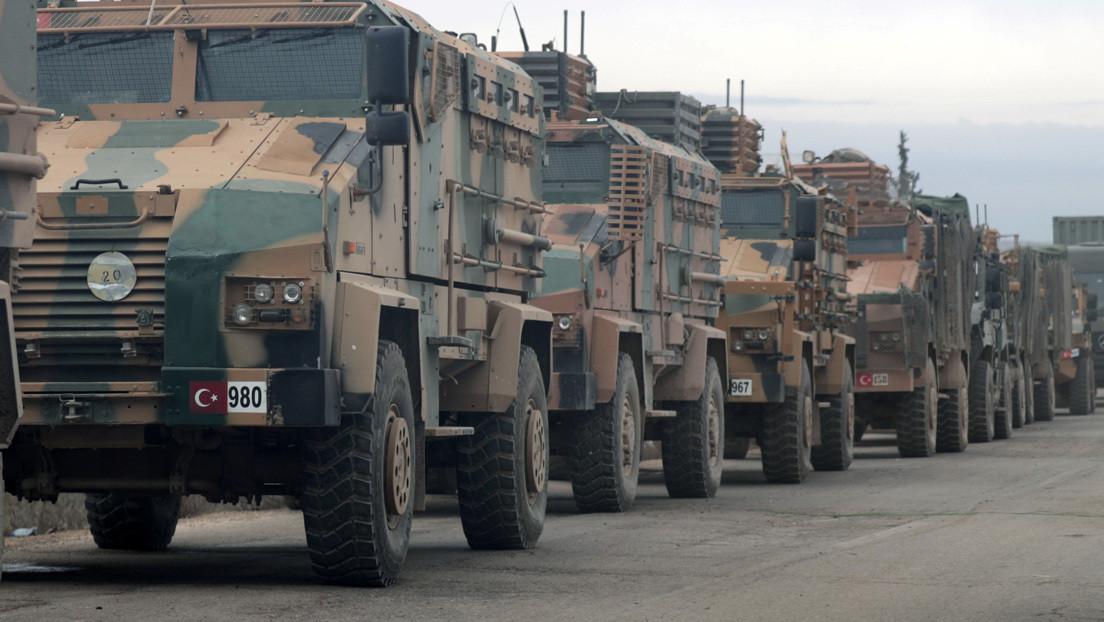 Armenia denuncia la llegada de tropas turcas a Azerbaiyán