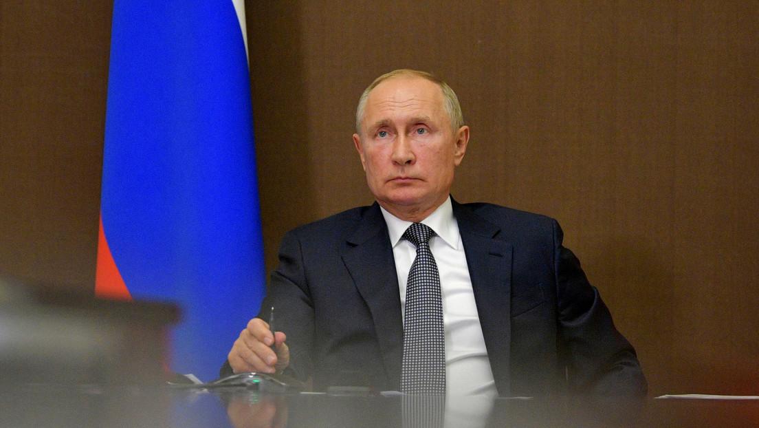 En conversación con el primer ministro de Armenia, Putin instó a las partes en conflicto en Nagorno Karabaj a detener el fuego