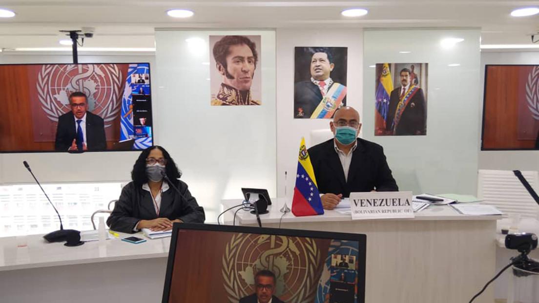 La Organización Panamericana de la Salud suspende el derecho a voto de Venezuela