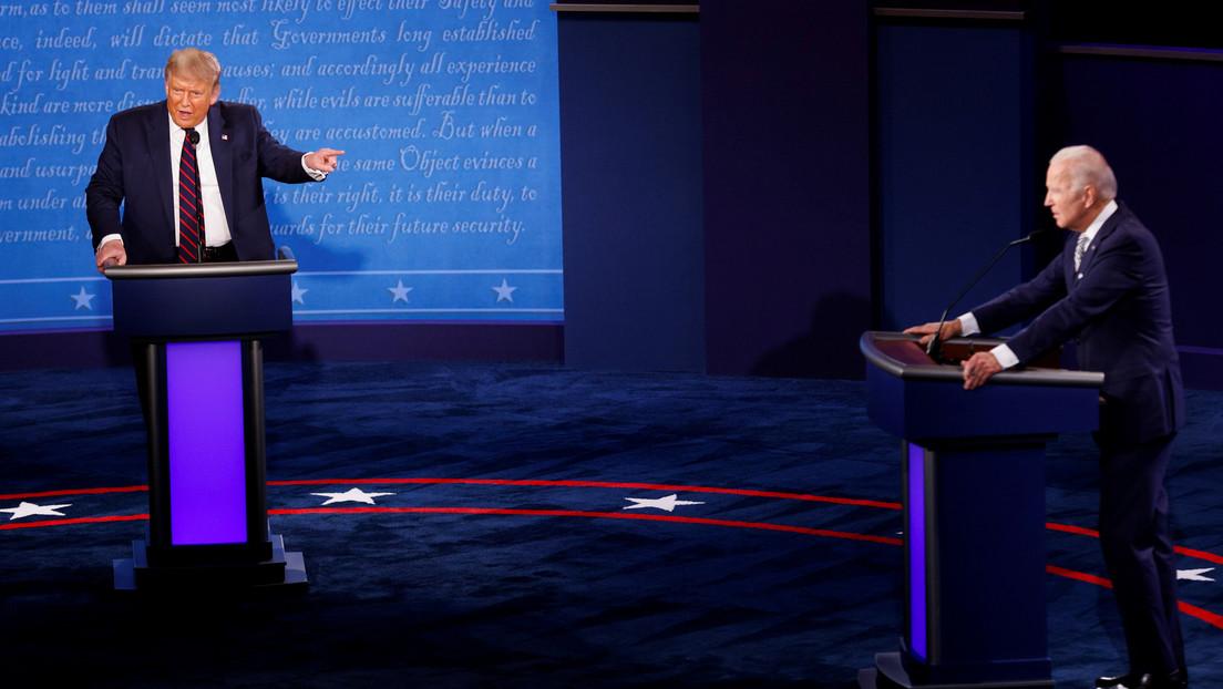 """Trump alerta de posible """"fraude"""" en el voto por correo y advierte que """"si hay manipulación"""" no aceptará el resultado"""