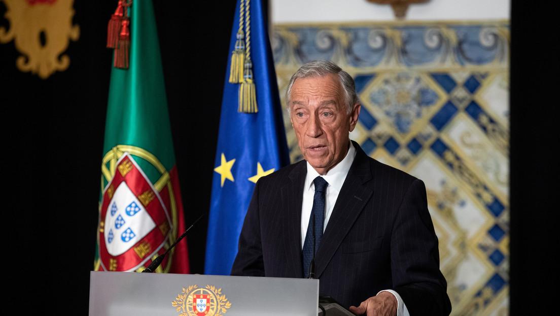 Embajador estadounidense en Lisboa recibe críticas de Portugal por exigirle escoger entre EE.UU. y China