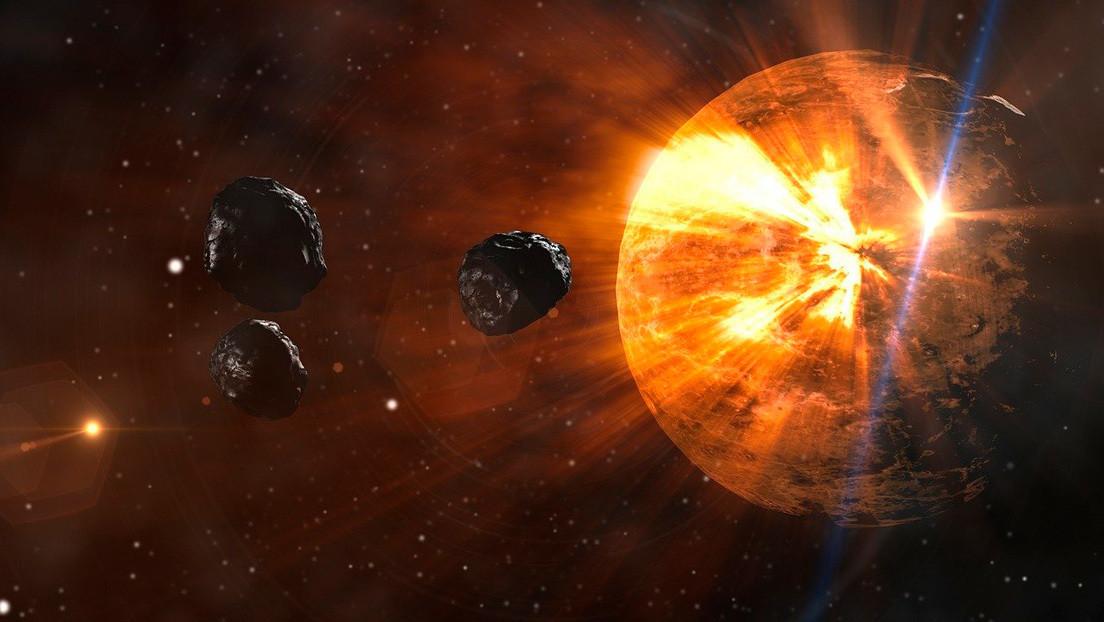 La Tierra pudo perder hasta el 60% de su atmósfera en la colisión que formó la Luna