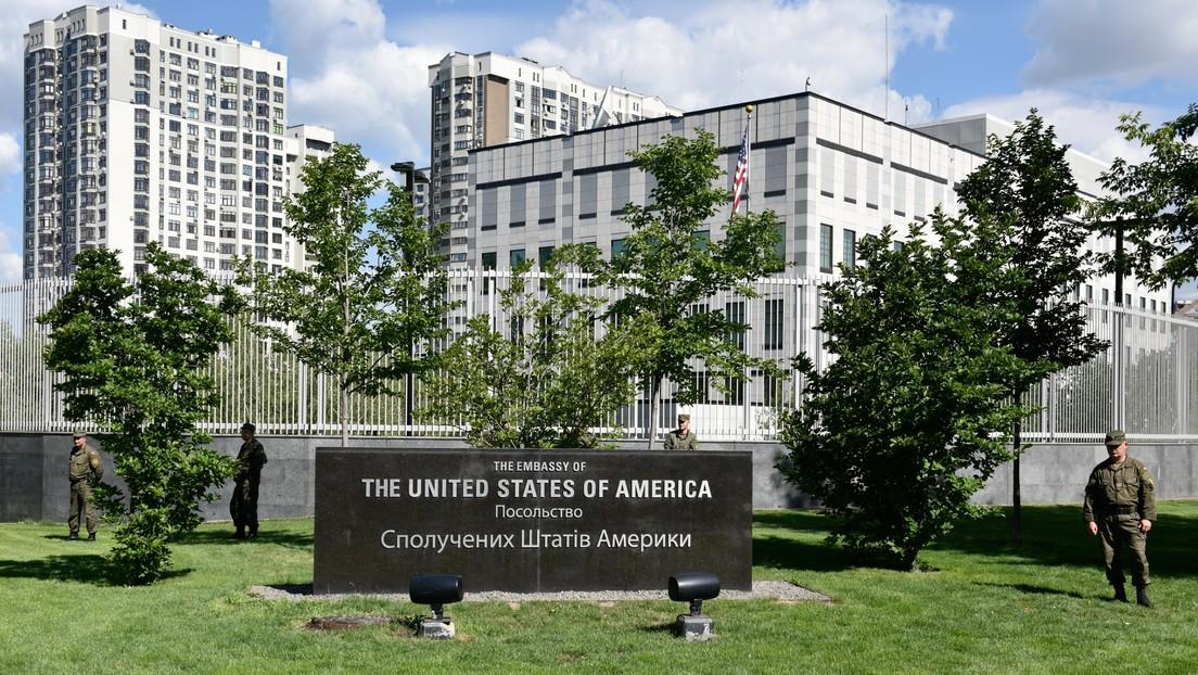 Matan a golpes a una empleada de la Embajada de EE.UU. en Kiev