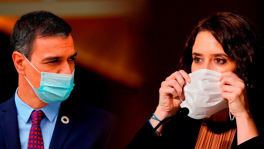 España en vilo: la dudosa gestión madrileña de la pandemia desemboca en una guerra abierta con el Gobierno de Sánchez