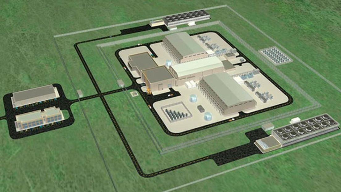 Dos ciudades de EE.UU. se retiran de un programa piloto de reactores nucleares
