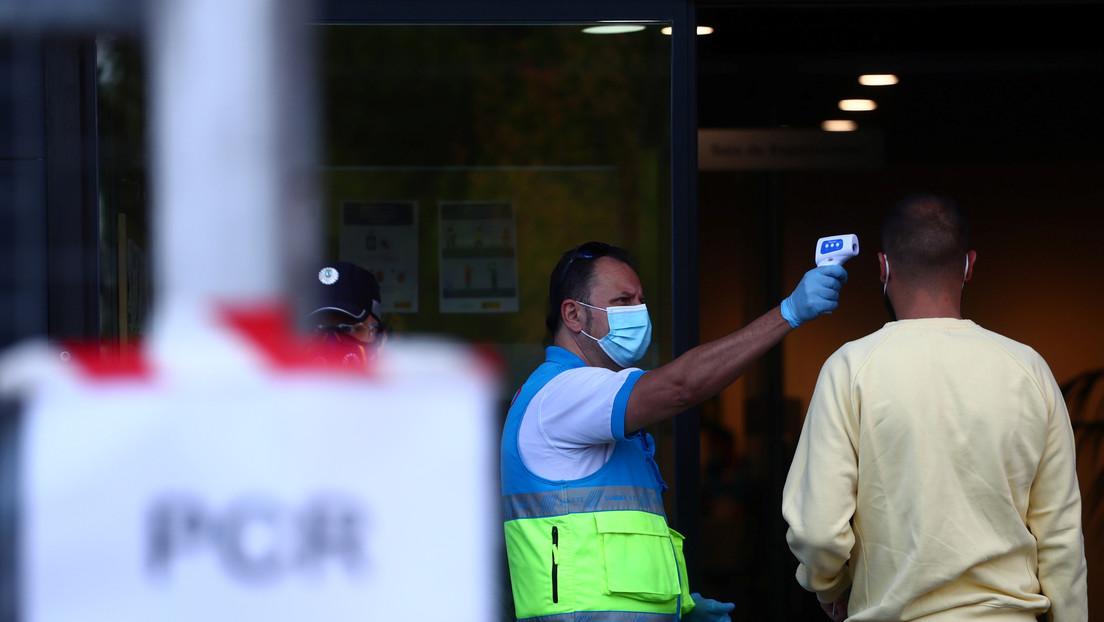 """Madrid se rebela contra las restricciones de Sanidad por la pandemia de covid-19 al no ser """"jurídicamente válidas"""""""