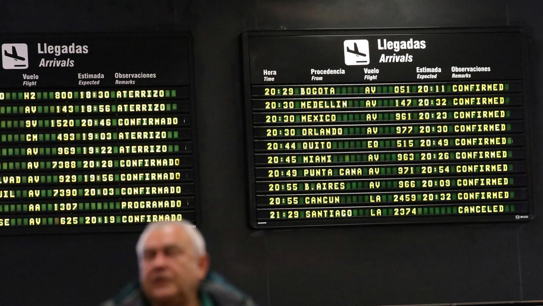 Perú reinicia sus vuelos internacionales con siete países latinoamericanos