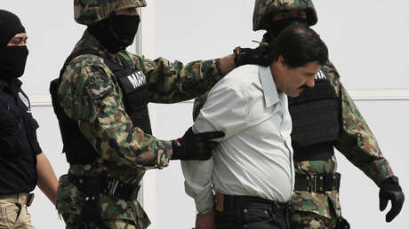 'El Chapo' Guzmán apela su sentencia a cadena perpetua