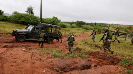 Crece el escándalo internacional por las dos niñas abatidas durante un operativo antiguerrillas del Ejército paraguayo: ¿qué se sabe?