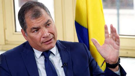 Justicia de Ecuador ratifica la condena a 8 años de prisión contra Correa en la causa 'Sobornos'