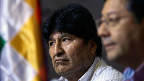 Die Verfassungskammer von Bolivien spricht sich für die Disqualifikation der Kandidatur von Evo Morales im Senat aus