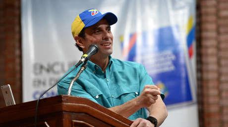 ¿Estrategia electoral o traición? Las razones de la separación entre Capriles y Guaidó frente a las parlamentarias en Venezuela
