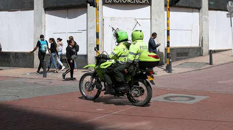 Un abogado colombiano muere luego de haber sido neutralizado por funcionarios de la policía de Bogotá (VIDEO)
