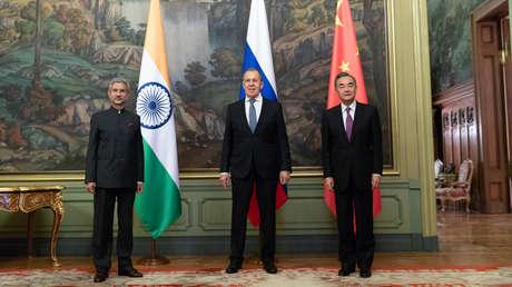 China y la India acuerdan respetar las fronteras actuales y no escalar la situación