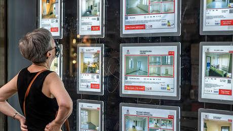 El mercado inmobiliario español se hunde por el coronavirus: en julio se firmaron un 32 % menos de compraventas de vivienda